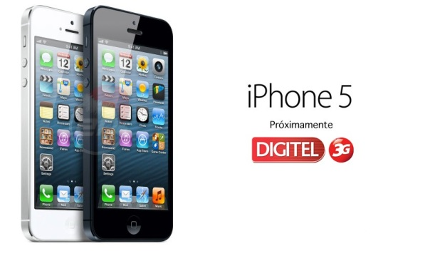 iPhone-5-Digitel