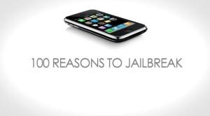 100 Reasons To Jailbreak iPhone