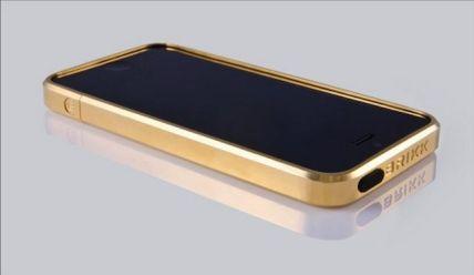 iphonebrikkcasegold