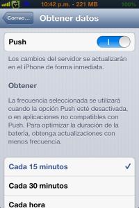 PushDatosCorreo