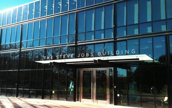 Pixar building