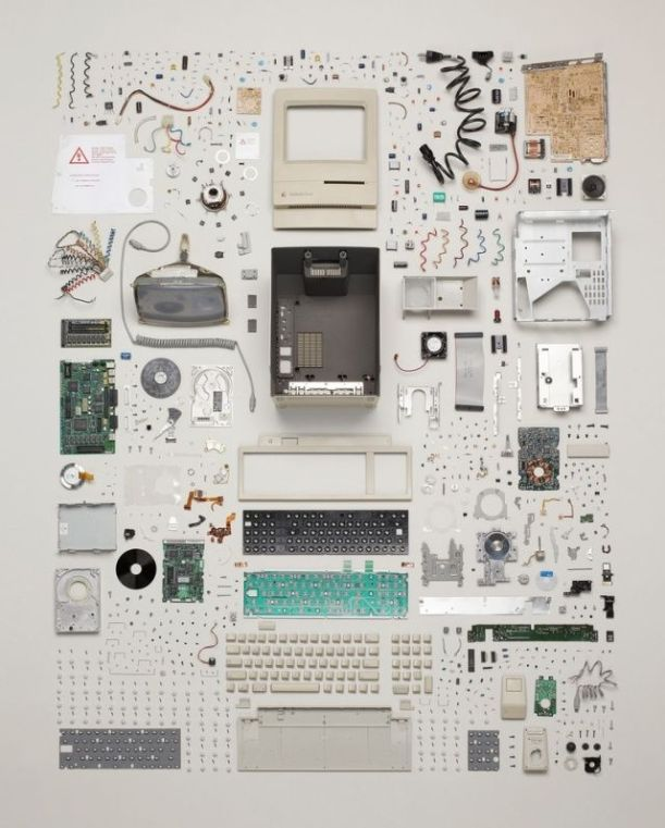 Macintosh Desarmanda