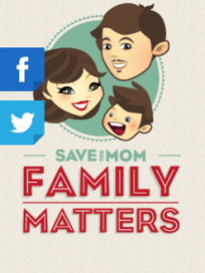 Save The Mom   Family Matters