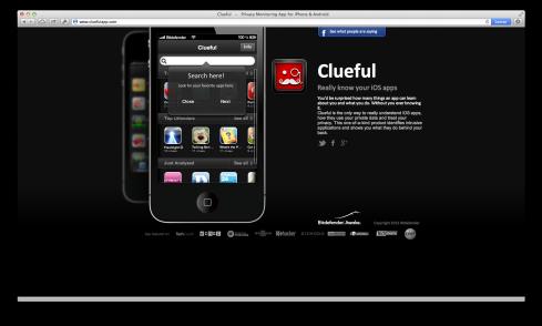 clueful weboficial