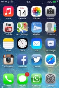 Como transformar el iOS 6 en iOS 7 y agregar algunas de sus funciones   Venenos de Cydia 18-06-13