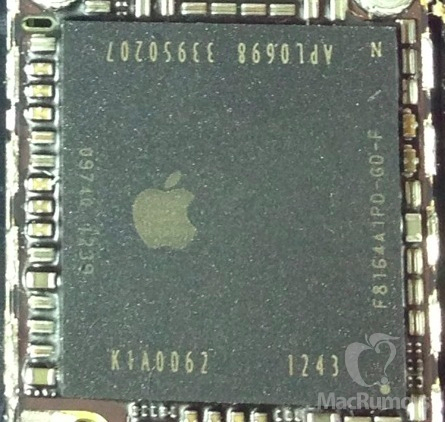 iPhone 5S chip A7