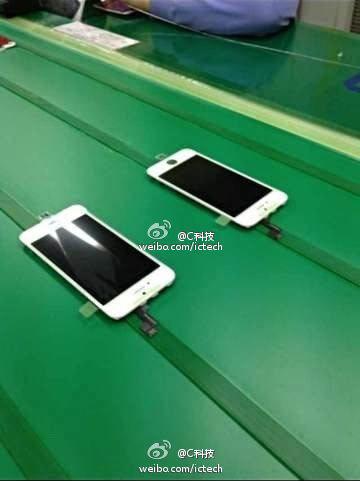 iPhone 5S linea ensamblaje