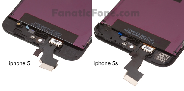 iPhone5S Front Asembly2