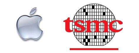 tsmc y Apple