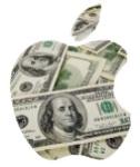 Apple dolars