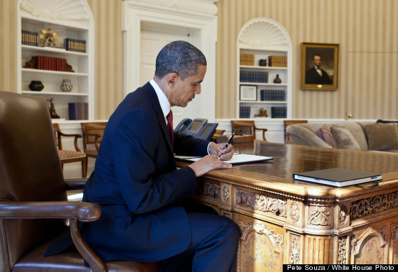 Obama iPad