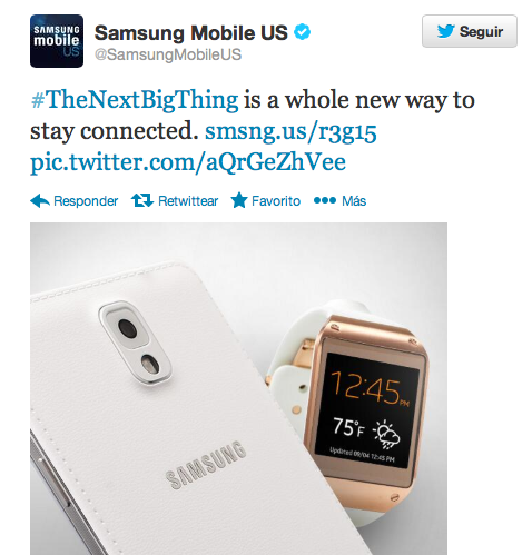 Captura Samsung