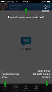 bbm para iphone iOS