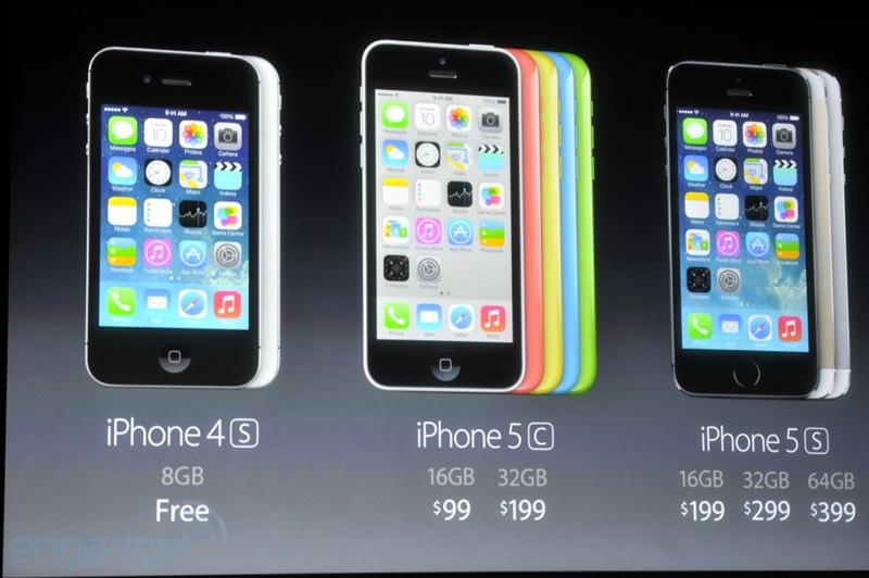 Costo 4s Iphone