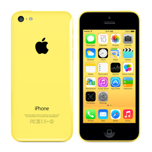 iPhone 5c Amarillo