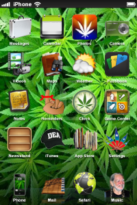 Marijuana Weed Theme