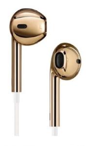 earpods de oro