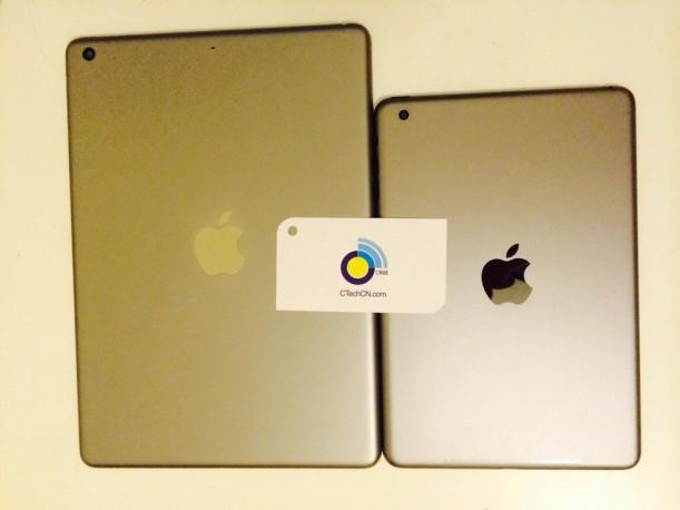 iPad 5 dorada