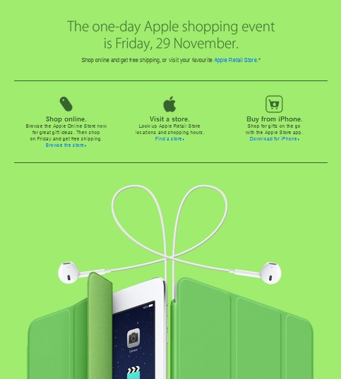blackfridayapple