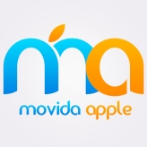 logo movida apple