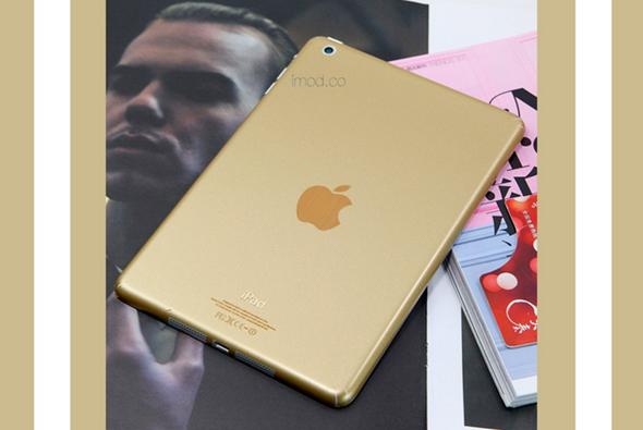 iPad dorado 2