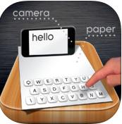 keyboard paper