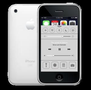 ControlCenteriPhone3G