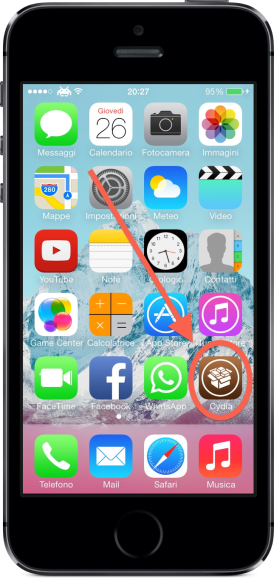 Cydia iOS 7 Icon