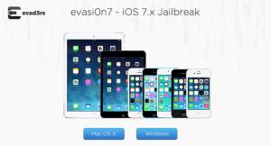Evasi0n iOS 7