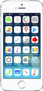 Clarity for iOS 7
