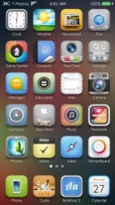 Laguna 3 for iOS 7