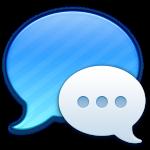 Mensajes Mac icono