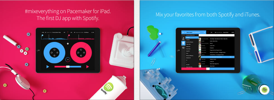La 1ra App DJ que te permitirá usar las +20 millones de canciones de Spotify [Gratis]