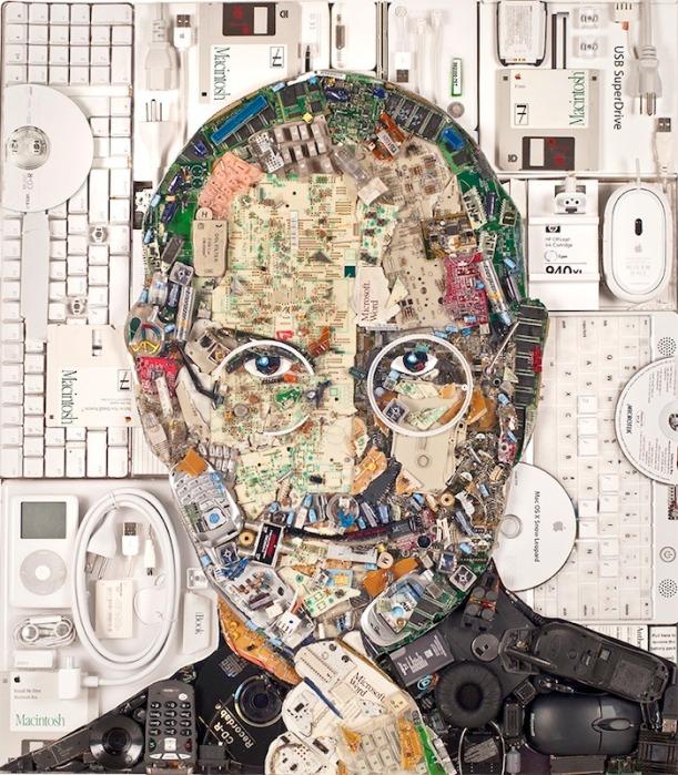 Steve Jobs e-waste