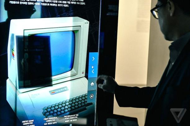 appleii  en Samsung